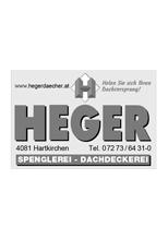 Heger-Logo